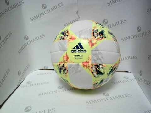 Lot 645 ADIDAS CONEXT 19 OFFICIAL MATCH FOOTBALL, SIZE 5