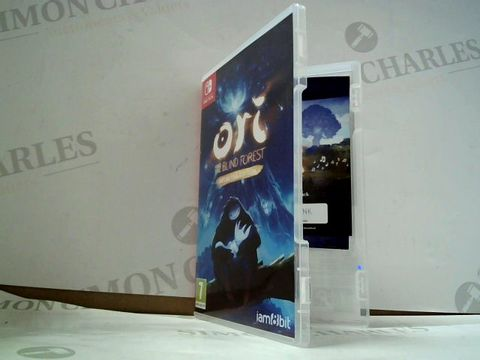 Lot 8171 ORI AND THE BLIND FOREST NINTENDO SWITCH GAME