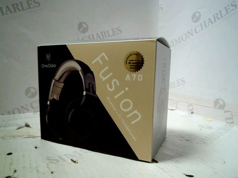 Lot 222 ONEODIO FUSION A70 WIRELESS + DJ HEADPHONES
