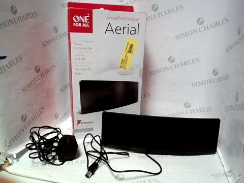 Lot 10438 ONE FOR ALL WIDE ANGLE AMPLIFIED INDOOR AERIAL
