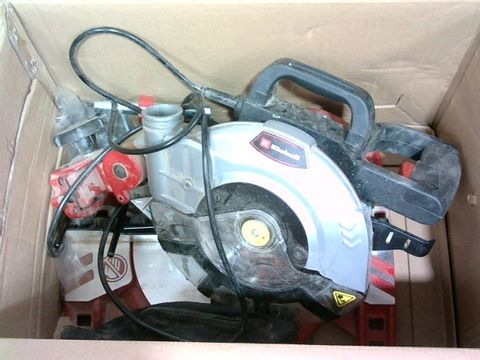 Lot 1522 EINHELL CROSSCUT AND MITRE SAW