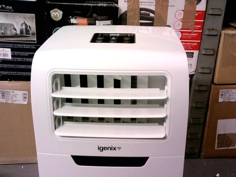 Lot 9063 IGENIX 3 IN 1 AIR CONDITIONER WITH WI-FI