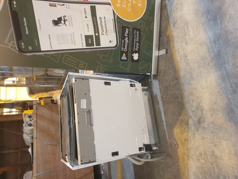 Lot 7100 BEKO DIN15211 FULLY INTERGRATED DISH WASHER
