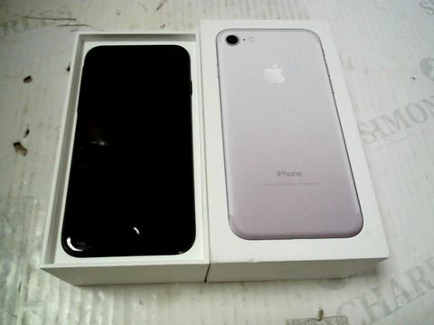 Lot 314 BOXED APPLE IPHONE 7 (A1778) SMARTPHONE - CAPACITY UNKNOWN
