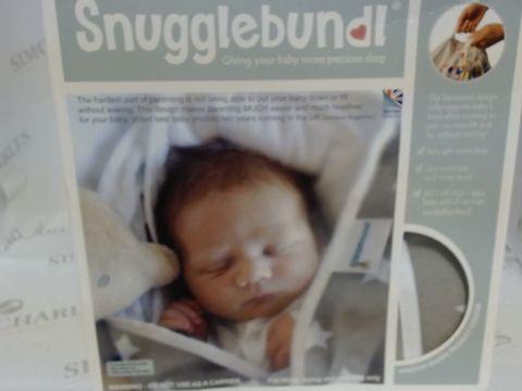 Lot 17174 SNUGGLEBUNDL BABY HAMMOCK