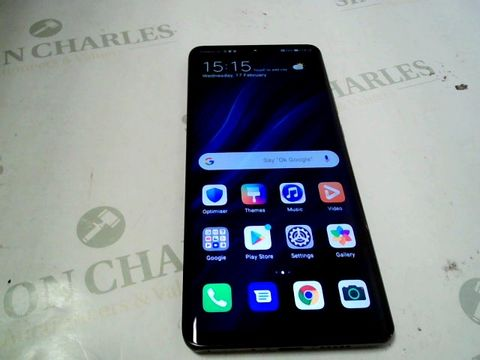 Lot 7327 HUAWEI P30 PRO 128GB ANDROID SMARTPHONE