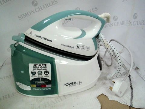 Lot 15307 MORPHY RICHARDS POWER STEAM GENERATOR IRON