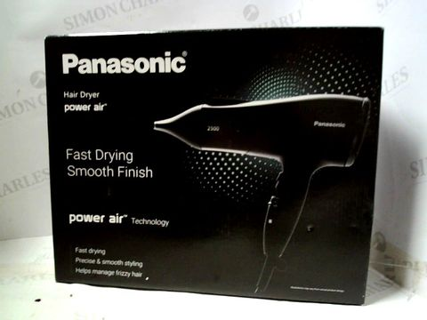 Lot 274 PANASONIC POWER AIR HAIR DRYER