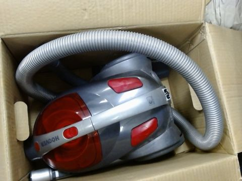 Lot 10059 HOOVER WHIRLWIND BAGLESS VACUUM CLEANER