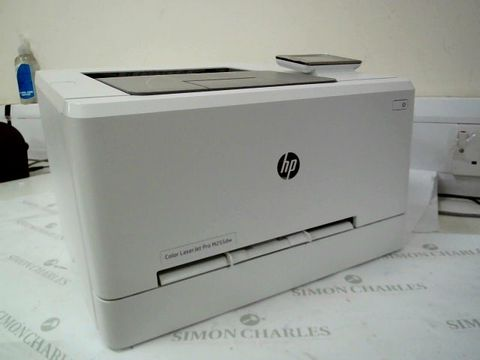 Lot 13452 HP COLOUR LASERJET PRO M255DW PRINTER