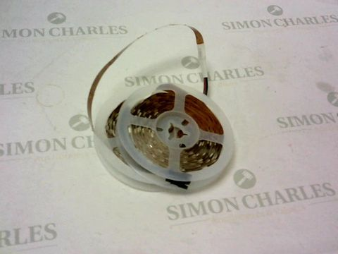 Lot 276 PANGTON VILLA LED STRIPS LIGHTS 10M, RGB 5050 COLOUR CHANGING KIT