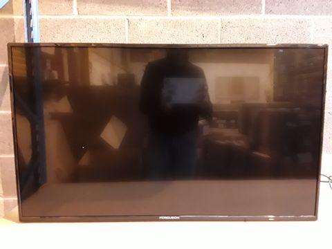 Lot 168 FERGUSON F4320RTS4K 43 INCH SMART 4K ULTRA HD LED TV