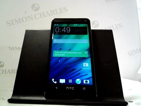 Lot 4872 HTC ONE 32GB ANDROID SMARTPHONE