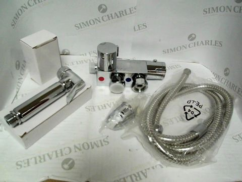 Lot 7345 CHROME PLUMBING APPLIANCES