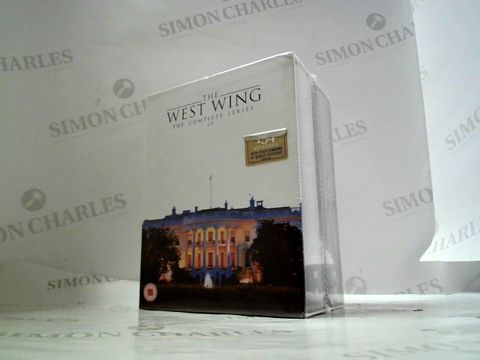 Lot 8209 THE WEST WING - COMPLETE SERIES 1 - 7 BOX SET