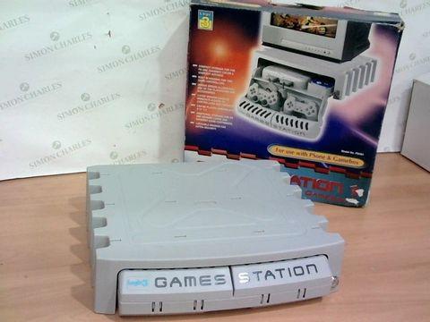 Lot 2244 RETRO VINTAGE LOGIC 3 GAMESTATION 1 FOR USE WITH PSONE & GAMEBOY