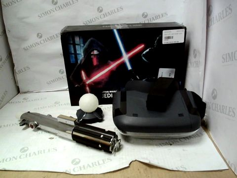 Lot 12024 LENOVO STAR WARS: JEDI CHALLENGES AUGMENTED REALITY HEADSET