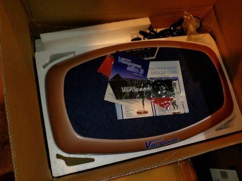 Lot 1019 BOXED VIBRAPOWER SLIM 3 - ROSE GOLD
