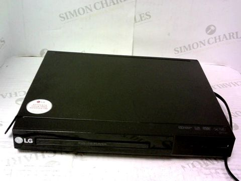 Lot 618 LG DP132 SLIM DVD PLAYER
