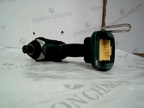 Lot 11008 MAKITA DTD152Z LXT 18V LI-ION CORDLESS IMPACT DRIVER