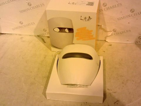 Lot 11352 LAB LED ANTI-AGEING FACE MASK SYSTEM WITH ELIXIR & MASK SELECTION