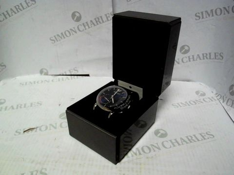 Lot 4321 EMPORIO ARMANI LUIGI CONNECTED BLUE STAINLESS STEEL WATCH RRP £269.00