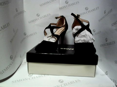 Lot 13024 BOXED PAIR OF DESIGNER  MISS KG HEELS - UK SIZE 6