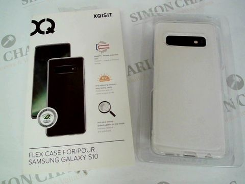 Lot 2534 BOXED LOT OF APPROXIMATELY 79 BRAND NEW BOXED XQISIT FLEX CASE FOR SAMSUNG GALAXY S10