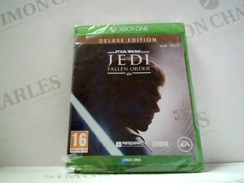 Lot 732 STAR WARS: JEDI - FALLEN ORDER FOR XBOX ONE