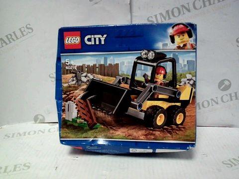 Lot 4426 LEGO CITY DIGGER SET 60219