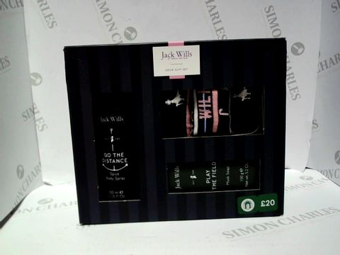 Lot 9182 JACK WILLS SOCK GIFT SET