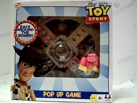 Lot 122 TOY STORY POP UP GAME