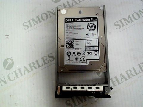 Lot 1036 DELL ENTERPRISE PLUS SAVVIO 15K.3 300GB HARD DRIVE