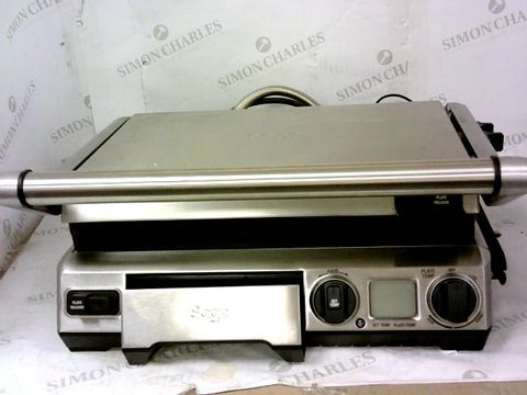 Lot 2846 SAGE THE SMART GRILL PRO