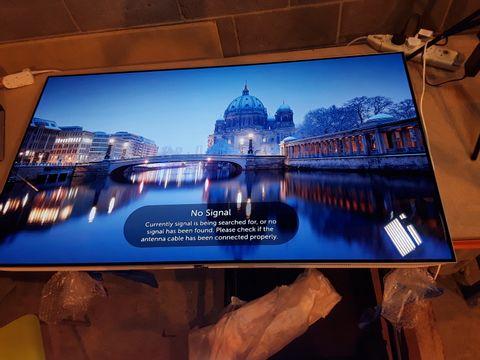 "Lot 104 LG B7 65"" OLED 4K HDR 2160P SMART TV"