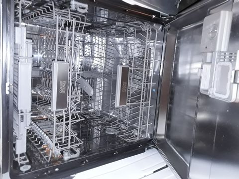 Lot 7097 COOKE & LEWIS INTEGRATED FULL SIZE DISHWASHER