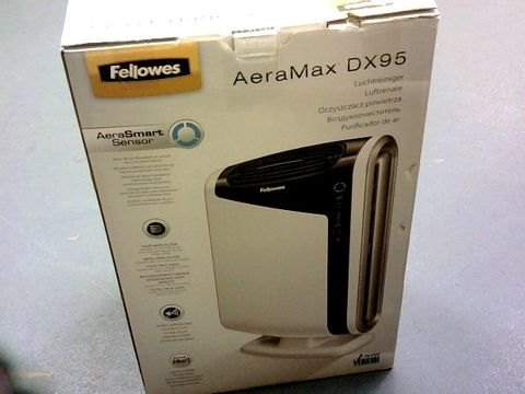 Lot 1042 FELLOWES AERAMAX DX95 AIR PURIFIER