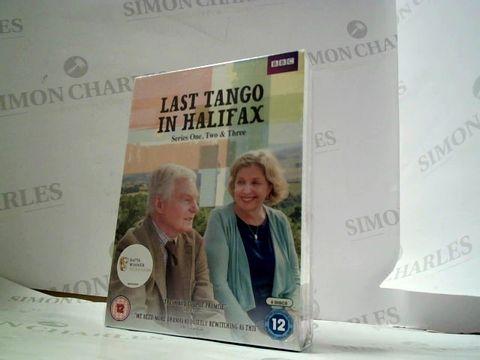 Lot 8144 LAST TANGO IN HALIFAX DVD BOX SET