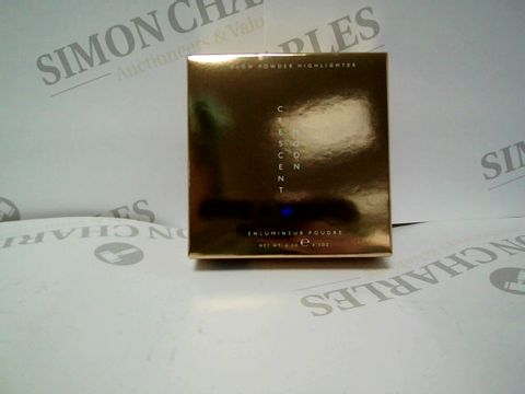 Lot 17501 A BOX OF APPROXIMATELY 25 BRAND NEW CRESENT MOON POWDER HIGHLIGHTER