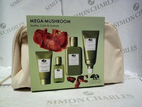 Lot 8047 DR ANDREW WEIL FOR ORIGINS MEGA-MUSHROOM SET