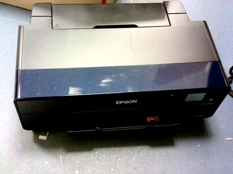 Lot 13288 EPSON SURECOLOR P600 PRINTER