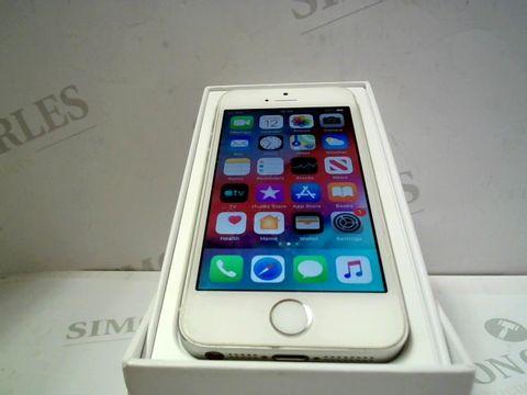 Lot 1043 APPLE IPHONE 5S 64GB SMARTPHONE