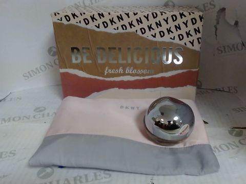 Lot 4642 DKNY BE DELICIOUS FRESH BLOSSOM EDP 30ML RRP £27.99