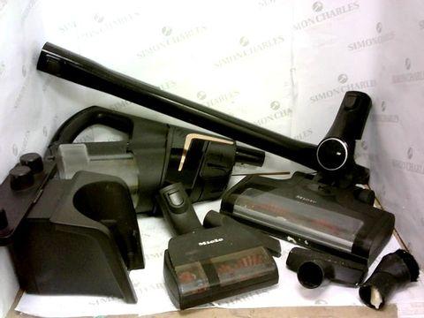 Lot 318 MIELE TRIFLEX HX1 CAT & DOG 41MML030GB, 3-IN-1 CORDLESS VACUUM CLEANER, BLACK