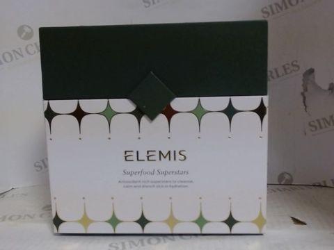 Lot 4640 ELEMIS SUPERFOOD SUPERSTARS  RRP £78.74