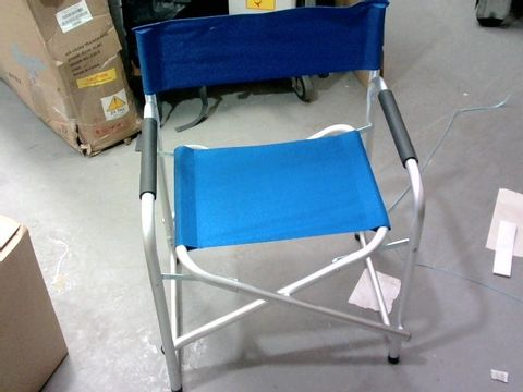Lot 2268 FOLDABLE CAMPING CHAIR