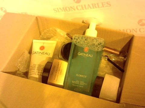 Lot 2228 BOXED GATINEAU COSMETIC GIFT SET