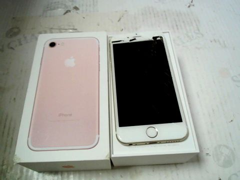 Lot 311 BOXED APPLE IPHONE 6S (A1688) SMARTPHONE - CAPACITY UNKNOWN