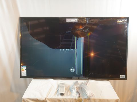 Lot 795 LG THINQ 55UN73 55 INCH 4K UHD SMART TELEVISION
