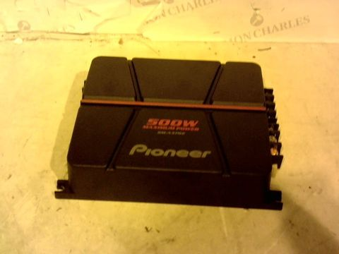 Lot 11196 PIONEER GM-A3702 GM-A3702-POWER STAGE